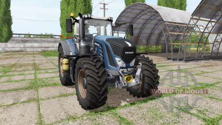 Fendt 936 Vario v4.0.2 for Farming Simulator 2017