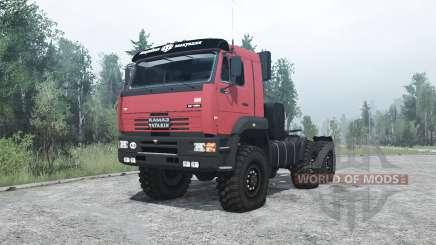 KAMAZ 65221 for MudRunner