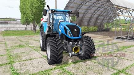 New Holland T7.290 v1.1 for Farming Simulator 2017