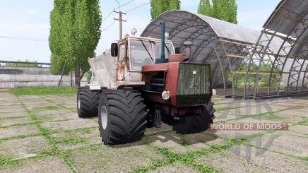 T 150K diffuser for Farming Simulator 2017