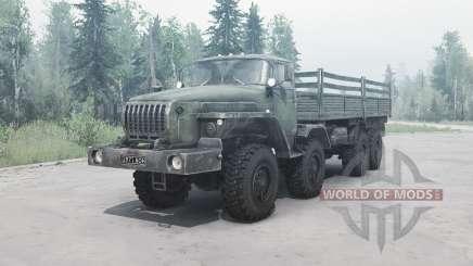 Ural 6614 v2.0 for MudRunner