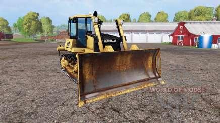 Caterpillar D9 for Farming Simulator 2015