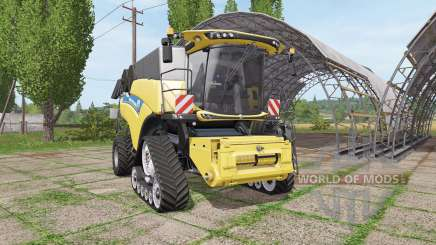 New Holland CR10.90 RowTrac for Farming Simulator 2017