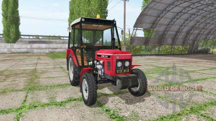 Zetor 7011 for Farming Simulator 2017