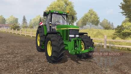 John Deere 7810 v1.2 for Farming Simulator 2013