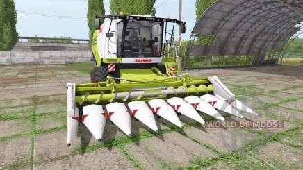 CLAAS Lexion 740 for Farming Simulator 2017