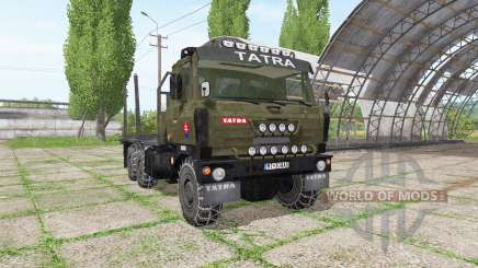 Tatra T815 6x6.1 forest for Farming Simulator 2017