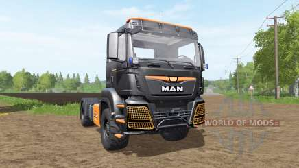 MAN TGS 18.440 for Farming Simulator 2017