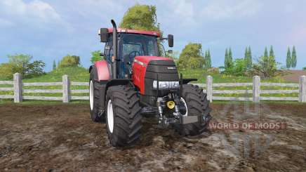 Case IH Puma 160 CVX front loader for Farming Simulator 2015
