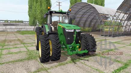 John Deere 7260R for Farming Simulator 2017