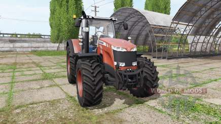Massey Ferguson 8740 v3.9 for Farming Simulator 2017