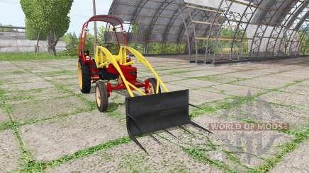 Fortschritt GT 124 for Farming Simulator 2017