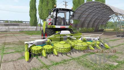 CLAAS Jaguar 940 for Farming Simulator 2017