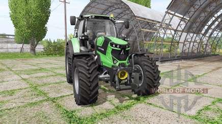 Deutz-Fahr Agrotron 6185 TTV for Farming Simulator 2017