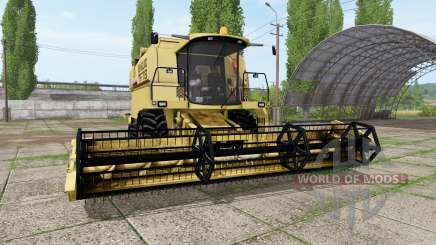 New Holland TF78 v1.2 for Farming Simulator 2017