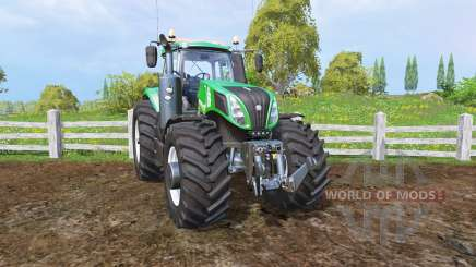 New Holland T8.320 green for Farming Simulator 2015