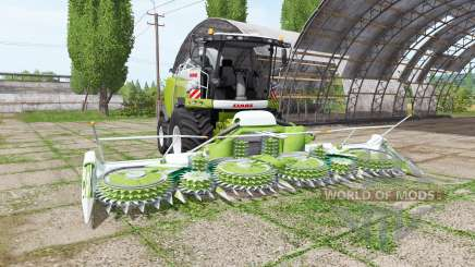 CLAAS Jaguar 950 for Farming Simulator 2017