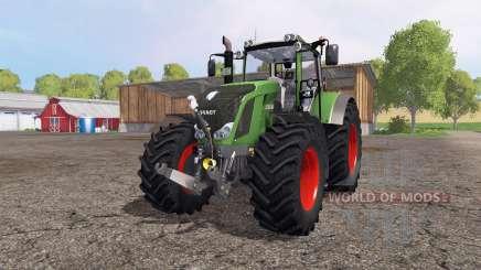 Fendt 828 Vario for Farming Simulator 2015
