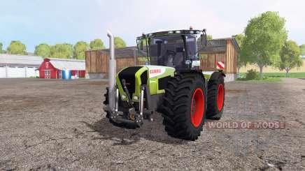 CLAAS Xerion 3800 Trac VC for Farming Simulator 2015