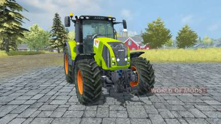 CLAAS Axion 830 v2.0 for Farming Simulator 2013