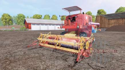 Bizon Z056 v1.1 for Farming Simulator 2015