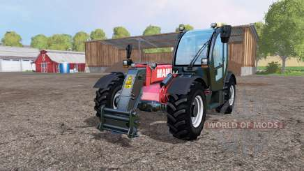 Manitou MLT 735 for Farming Simulator 2015