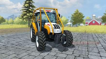 Steyr Kompakt 4095 forest for Farming Simulator 2013
