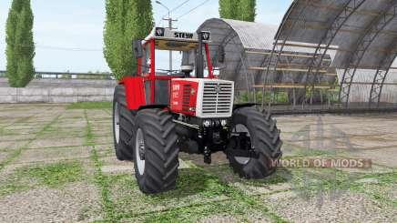 Steyr 8165A Turbo SK2 v2.0 for Farming Simulator 2017
