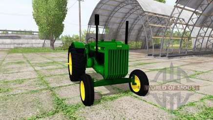 John Deere Model D for Farming Simulator 2017