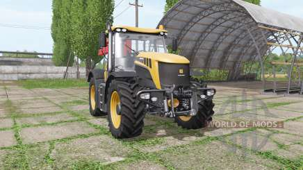 JCB Fastrac 3200 Xtra forest for Farming Simulator 2017