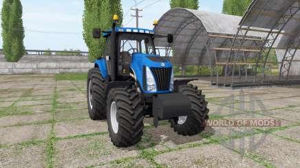 New Holland TG225 for Farming Simulator 2017