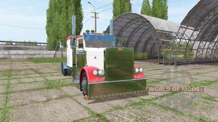 Peterbilt 379 FlatTop for Farming Simulator 2017