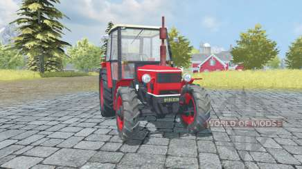 Zetor 6748 for Farming Simulator 2013