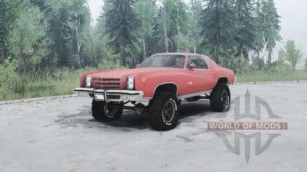 Chevrolet Monte Carlo 1977 for MudRunner