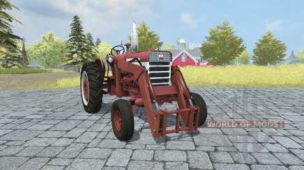 Farmall 560 for Farming Simulator 2013