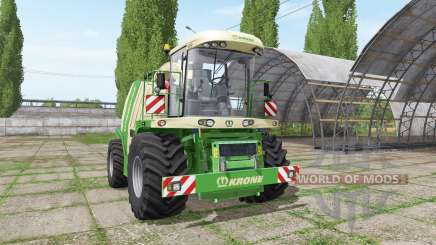 Krone BiG X 850 for Farming Simulator 2017