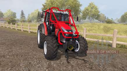 Linder Geotrac 94 forest for Farming Simulator 2013