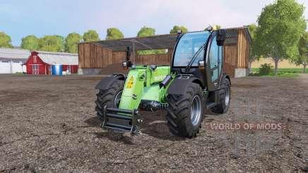 Deutz-Fahr Agrovector 37.7 for Farming Simulator 2015