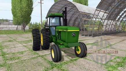 John Deere 4840 v1.1 for Farming Simulator 2017