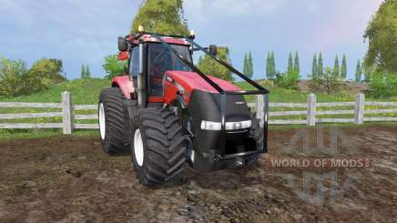 Case IH Magnum 380 CVX forest for Farming Simulator 2015