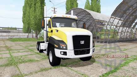 Caterpillar CT660 v1.3 for Farming Simulator 2017