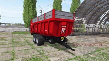 Gilibert 1800 PRO for Farming Simulator 2017