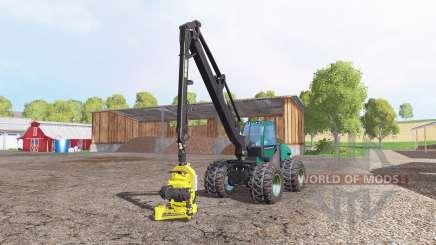 Timberjack 870B v1.3 for Farming Simulator 2015