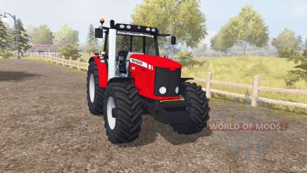 Massey Ferguson 6485 for Farming Simulator 2013