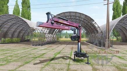 Palfinger Epsilon M80F v1.1 for Farming Simulator 2017