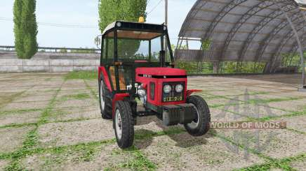 Zetor 7211 for Farming Simulator 2017