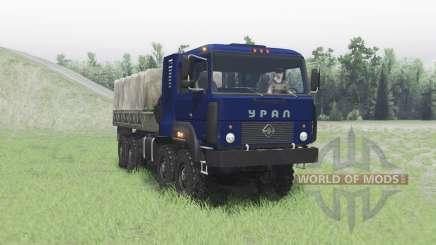 Ural 5323 v2.0 for Spin Tires