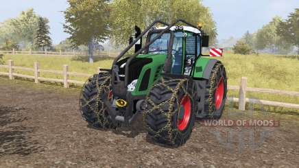 Fendt 939 Vario forest for Farming Simulator 2013