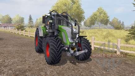 Fendt 936 Vario forest for Farming Simulator 2013
