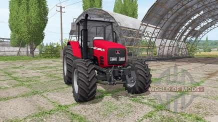 Massey Ferguson 6290 for Farming Simulator 2017